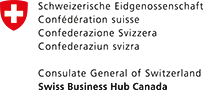 Logo Swiss Business Hub Canada