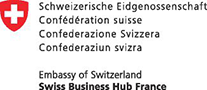 Logo Swiss Business Hub France