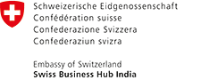 Logo Swiss Business Hub India