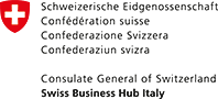 Logo Swiss Business Hub Italy