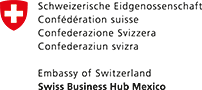 Logo Swiss Business Hub Mexico
