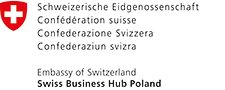 Logo Swiss Business Hub Poland