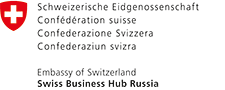 Logo Swiss Business Hub Russia