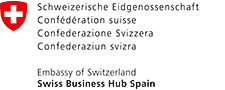Logo Swiss Business Hub Spain