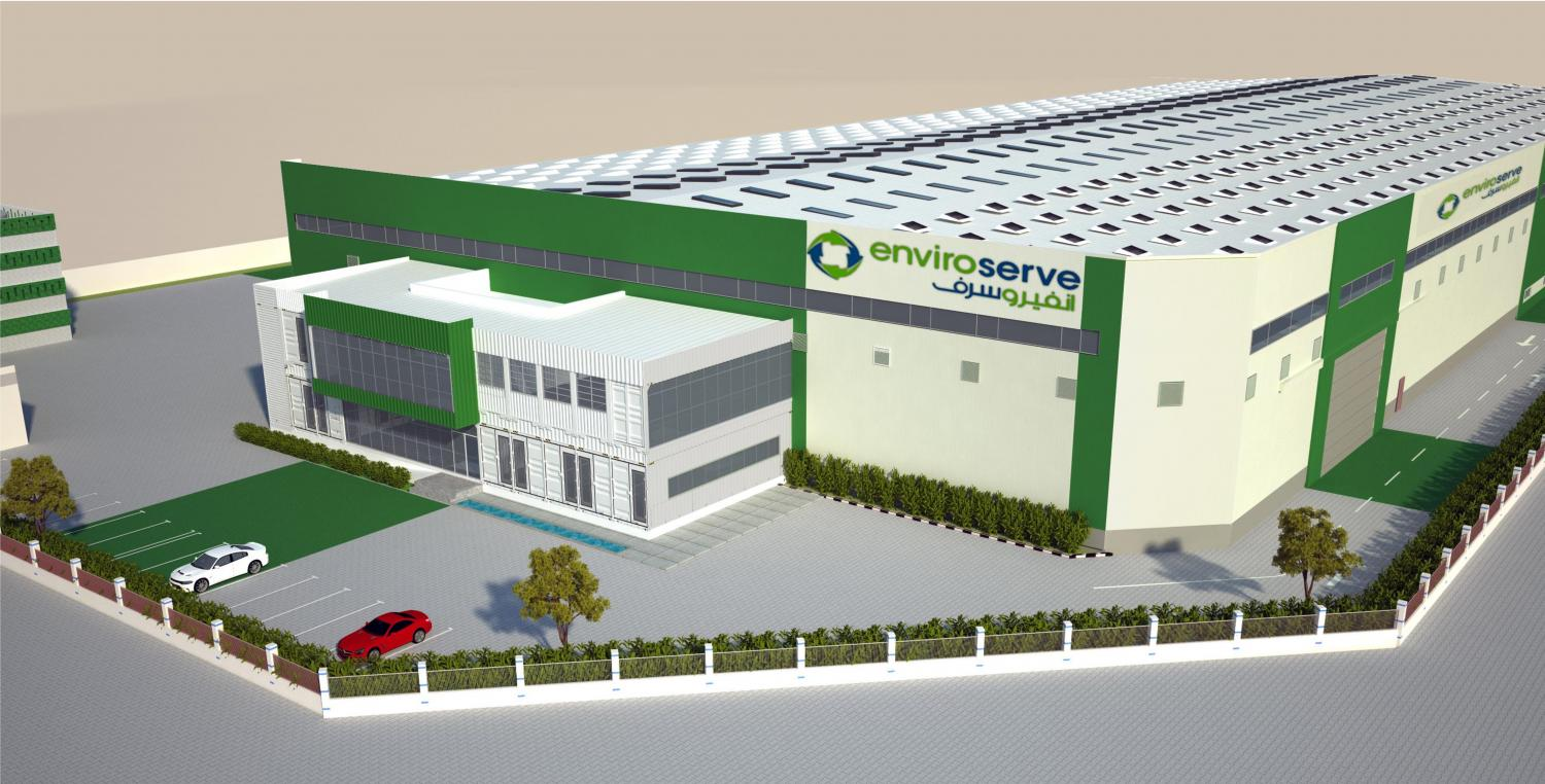 Cleantech: The world's largest e-waste recycling plant in Dubai