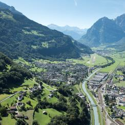 Glarus - Perfect home for Up-and-coming businesses