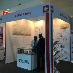 SWISS Pavilion at Plastprintpack 2019