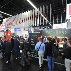 SWISS Pavilion at Anuga 2019