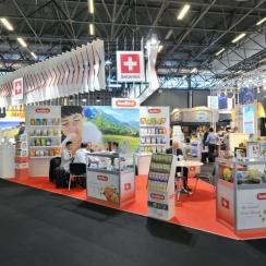 SWISS Pavilion at SIAL Paris 2018