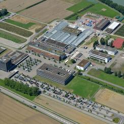 Syngenta's resarch center in Aargau for crop protection © Gerry Thönen