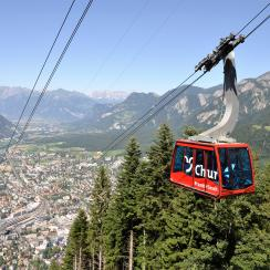 Chur - Brambruesch cable car