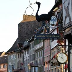 Quaint streets for strolling: medieval old town quarters