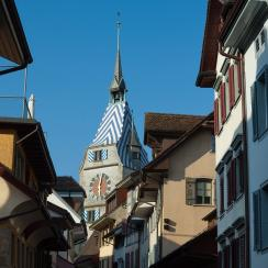 City of Zug's historical center, Canton of Zug