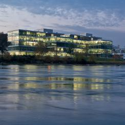 Schaffhausen - World-class infrastructure for International Businesses