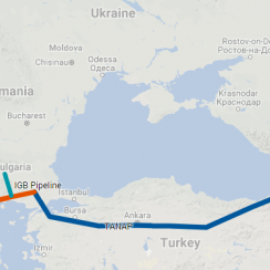 New Transportation and Energy Projects in Turkmenistan