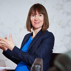Julie Fitzgerald was appointed member of the Management Board of PwC Switzerland in 2013.