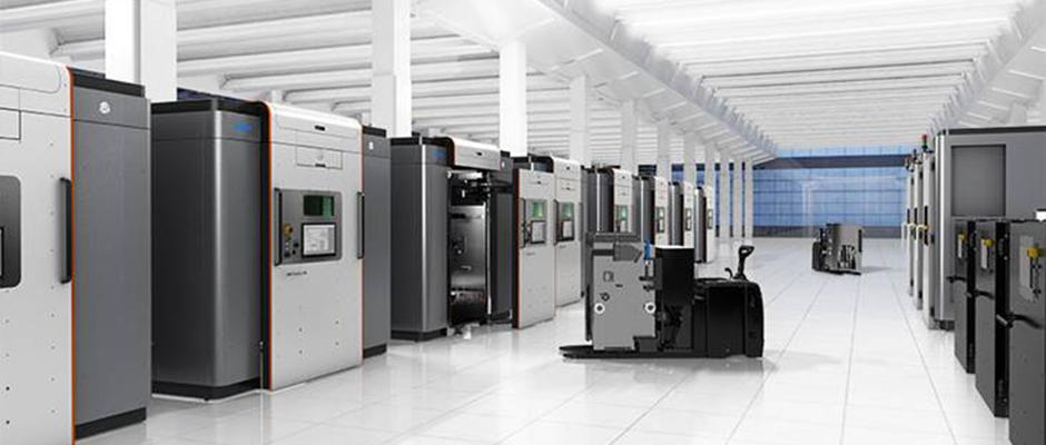 Georg Fischer and 3D Systems present 3D printer | S-GE