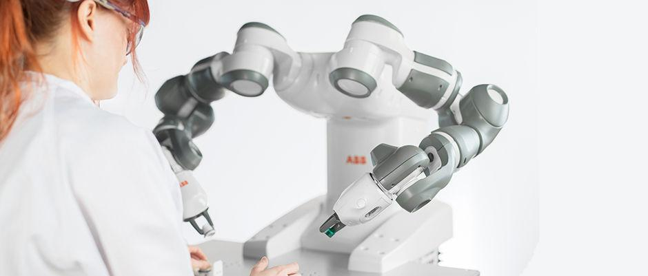 ABB robot wins award in China | S-GE