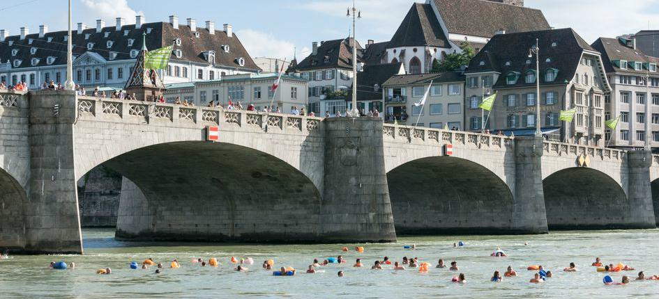 Basel is now also among the top 10 cities (quality of life) worldwide