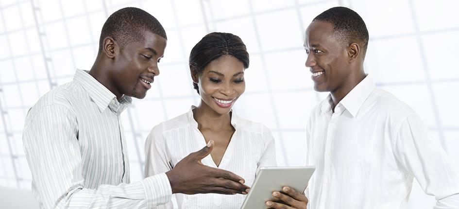 African nations are promising markets for the future – find yourself the right business partner so you can benefit.