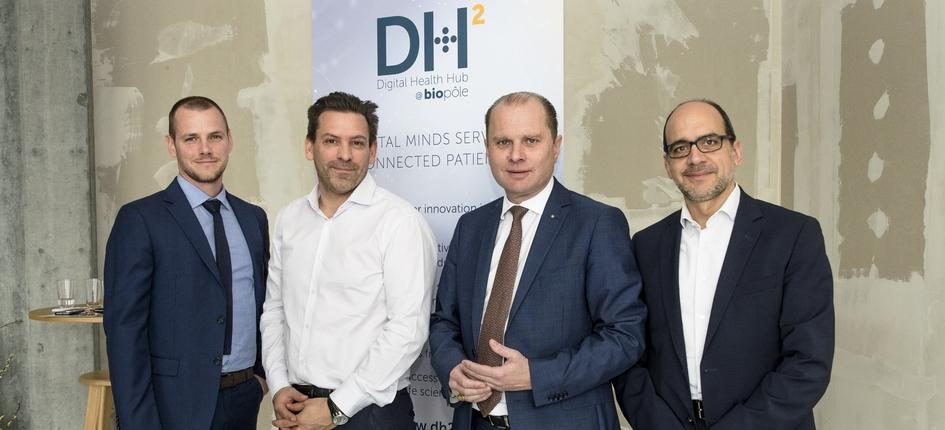 Digital Health Hub inauguration