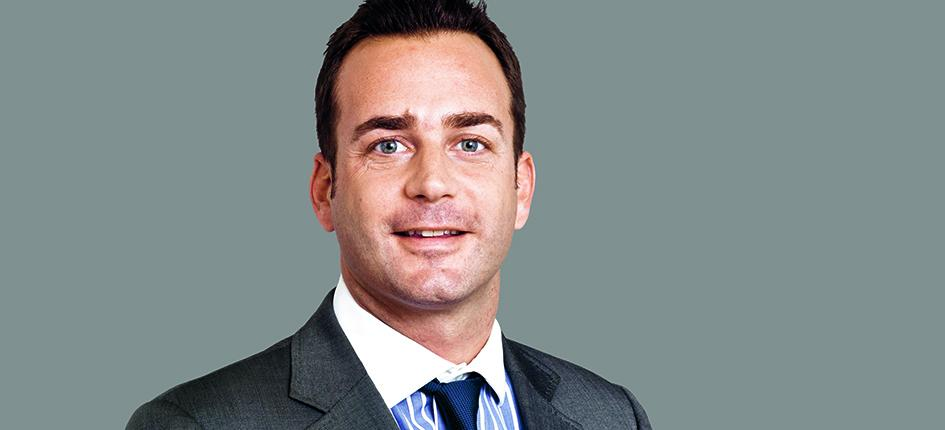 Fabian Stiefvater, responsable du Swiss Business Hub India