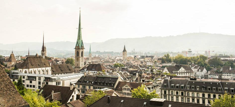 Coulter Partners is opening an office in Zurich
