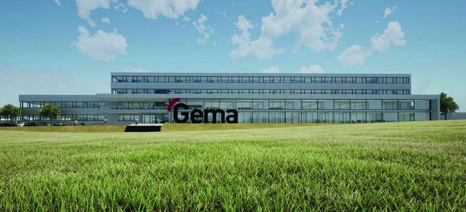 Gema Switzerland will stay in the St.GallenBodenseeArea and is establishing its new headquarters in Gossau.