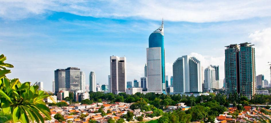 The rapidly growing middle class in Indonesia has great potential