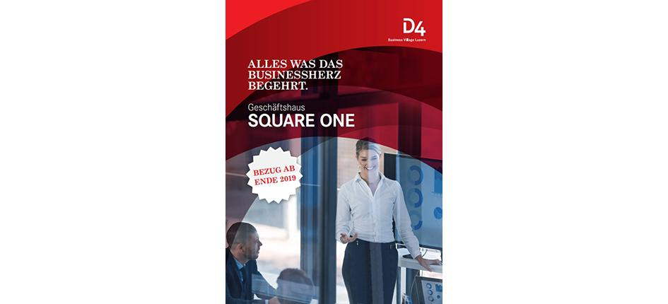 SQUARE ONE, D4 Business Village Luzern