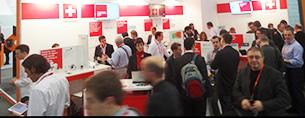 Swiss Pavilion am MWC2015