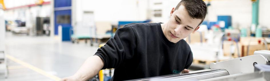 Bühler introduces vocational training in the US