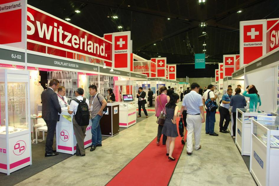 "What's the benefit of ""Switzerland"" as a brand abroad?"
