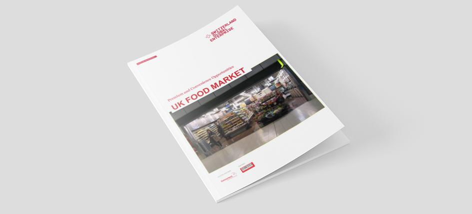Studio di mercato di S-GE: UK Food Market