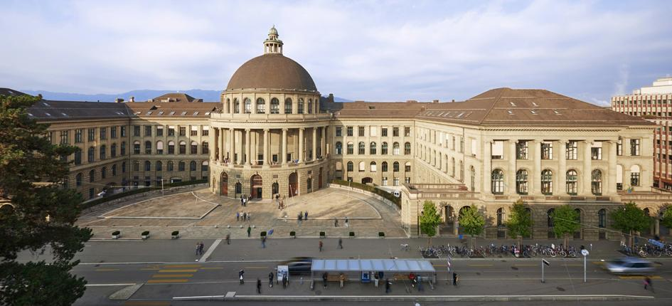 ETH Zurich remains among the best