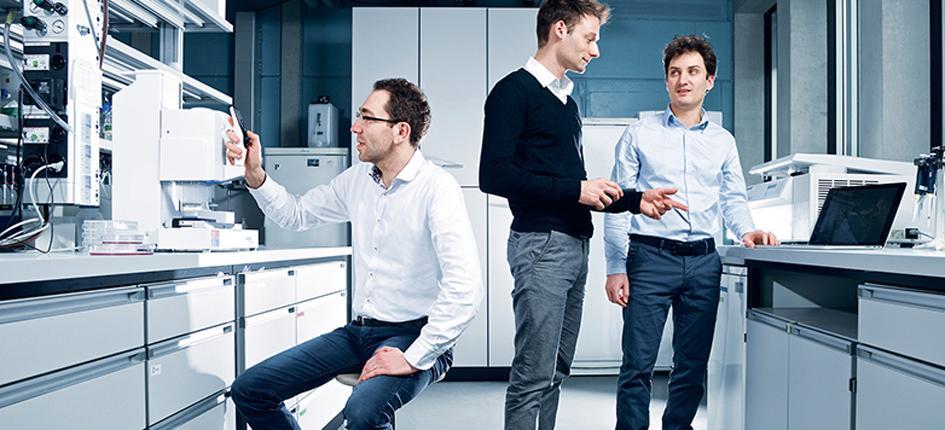Boehringer Ingelheim cooperates with Aargau start-up