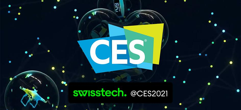 Swiss start-ups at CES 2021