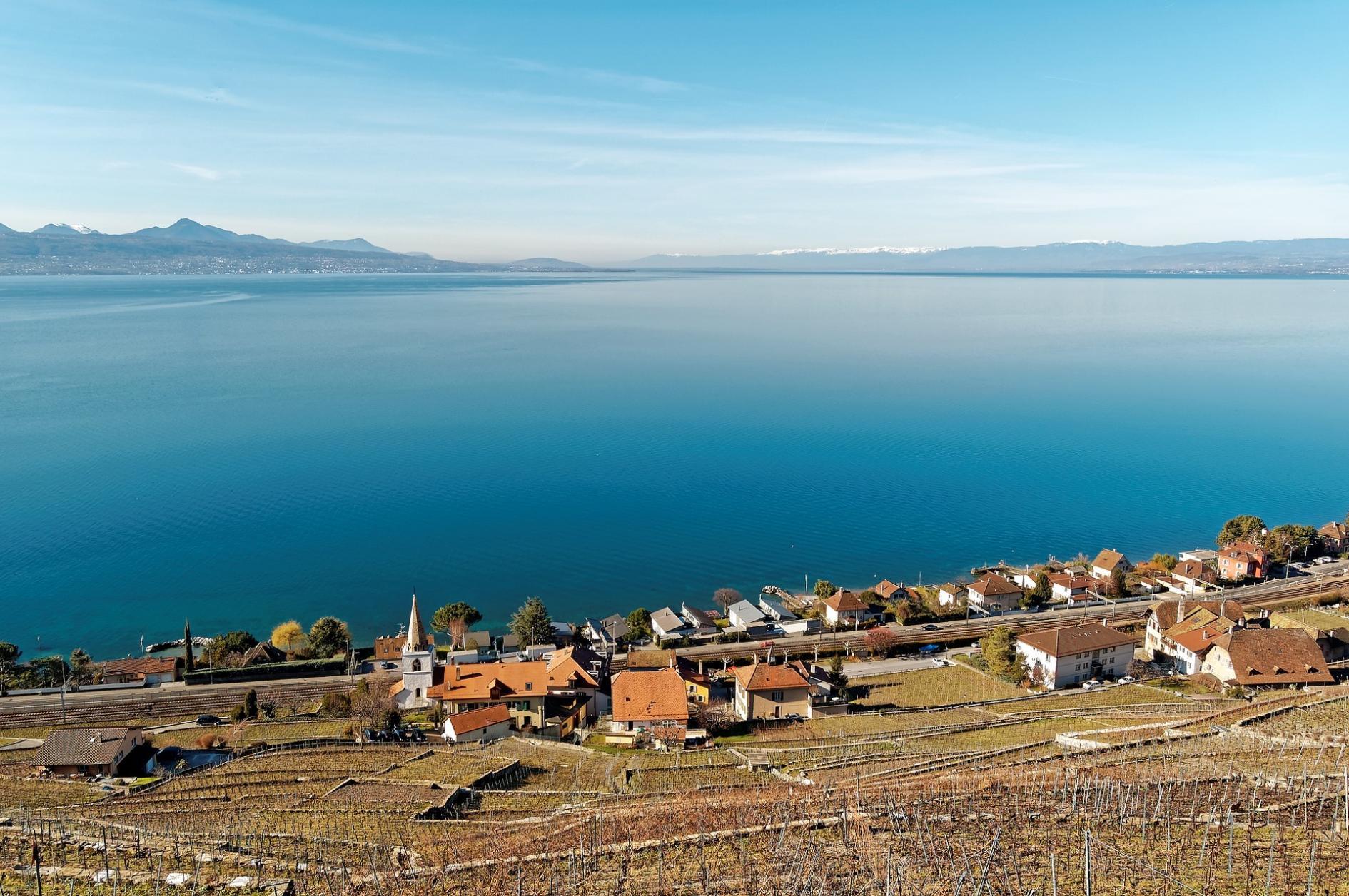 Switzerland's Trust Valley : leading the way in international digital governance