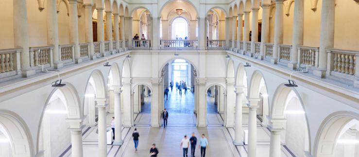ETH Zurich is the best university in continental Europe. Image credit: ETH Zurich / Gian Marco Castelberg