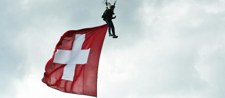 Resilience and innovation help Switzerland in the Corona crisis. Image credit: Christina and Hagen Graf via Flickr