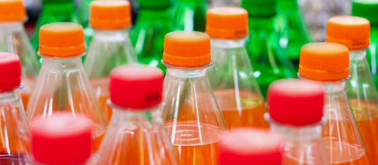 Since 25 May 2019, beverages containing sugar have been taxed at 50% in Saudi Arabia.