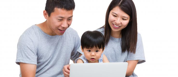 Digital childcare tools - The babytech market in South Korea is booming