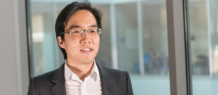 Andy Yen, CEO and co-founder of ProtonMail
