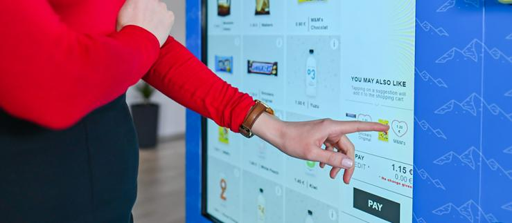 nvenda develops software and hardware for vending machines.