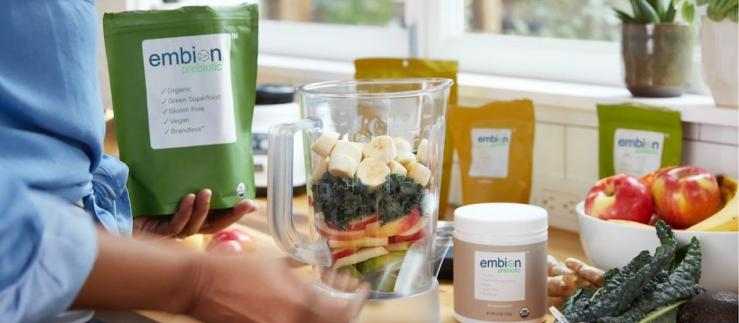Embion Prebiotics (PREMBION)