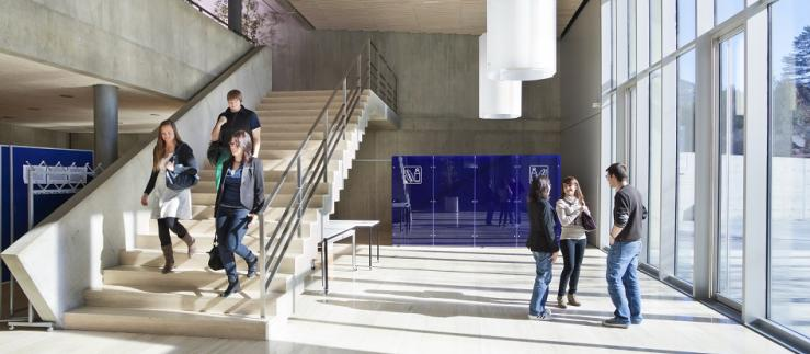 The University of Applied Sciences and Arts Western Switzerland – Valais-Wallis