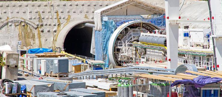Austria: The investment for the tunnel projects amounts to over 25 billion euros