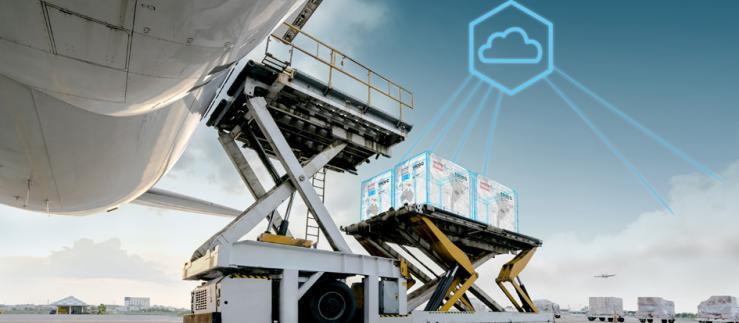 SkyCell offers air cargo transportation containers for global shipments of temperature-sensitive products.