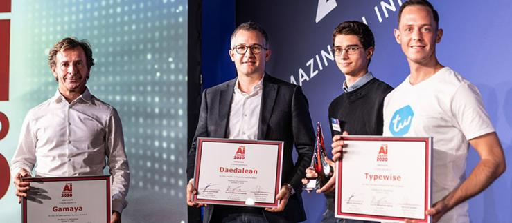 Daedalean is the winner of the first national AI award.