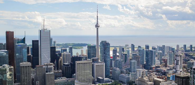 Toronto is one of the cities that have introduced new energy standard